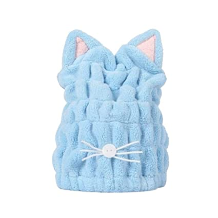 """guoyy toallas de secado de microfibra, con sobre de toalla de baño mignonne"""","""