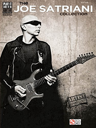 Cherry Lane The Joe Satriani Collection Guitar Tab Songbook (Joe Satriani Tabs Guitar)