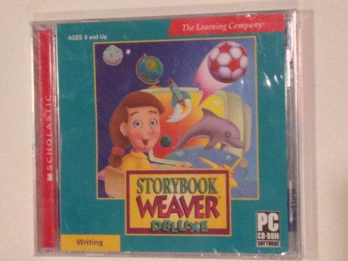 Storybook Weaver Deluxe CD ROM
