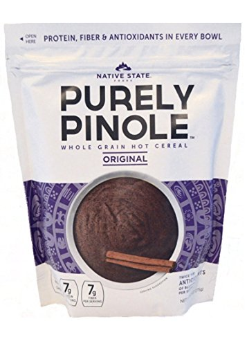 Purely Pinole Purely Pinole Power Cereal: Original, 9.7oz
