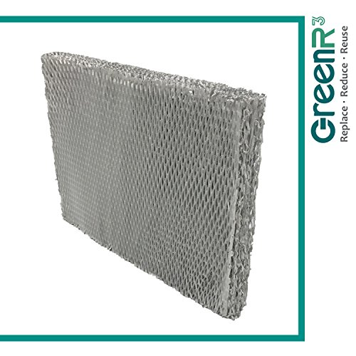 GreenR3 1-PACK Wick Filters Humidifiers for Aprilaire #35 Water Panel fits 560 Honeywell HE260 260A Bryant HUMBALBP 2317 Carrier HUMBBLBP 2217 Lennox WB2-17 Totaline P110-LFP1218 35R Part and - Panel Ctrl