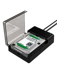 Sabrent USB 3.0 to SATA External Hard Drive Lay-Flat Docking ...