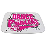 Bathmat Large Dance Princess