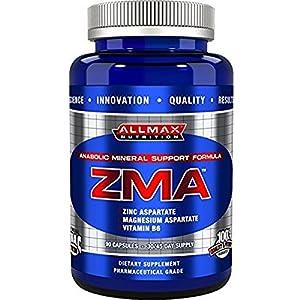 ALLMAX Nutrition ZMX2, Next Gen Absorption Technology, 90 Capsules