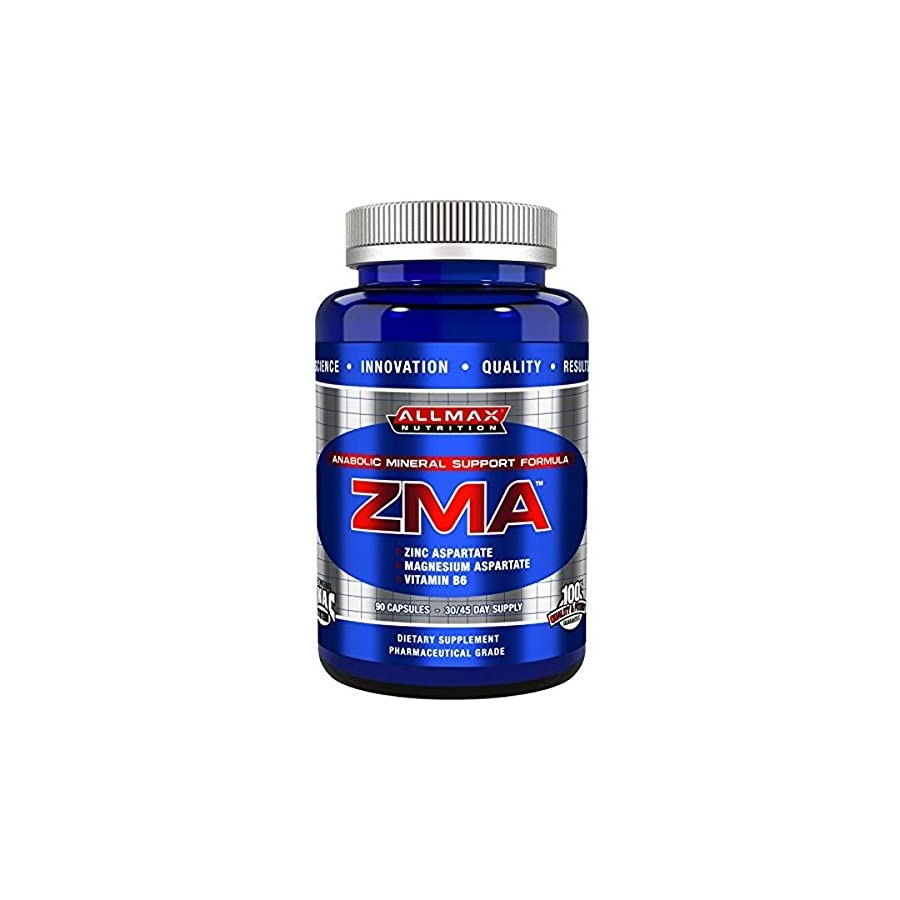 ALLMAX Nutrition ZMX2, Next Gen Absorption Technology, 90 Capsules