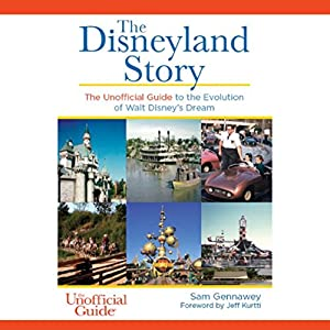 The Disneyland Story Audiobook