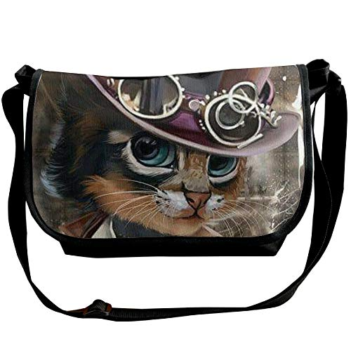 Womens Body Businessman Bag Cross Fashion Bags Designer Cat Single Bag Travel Black Shoulder x4tfSwq