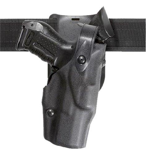 Safariland 6365 Level 3 Retention ALS Duty Holster, Low-Ride, Black, STX, Glock 17,22 from Safariland