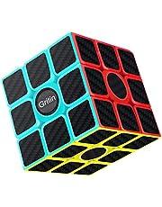 Gritin Magische kubus, 3 x 3 x 3 cm, voor concentraties en combinatieoefeningen, drukregelaar, intelligentie, IQ cadeau voor kind