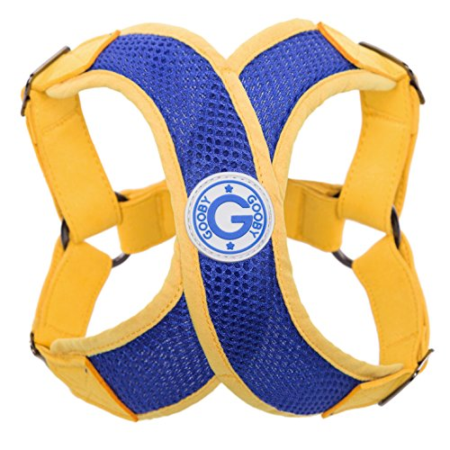 Gooby Choke Perfect Fit Active X Step-In Synthetic Lambsk...