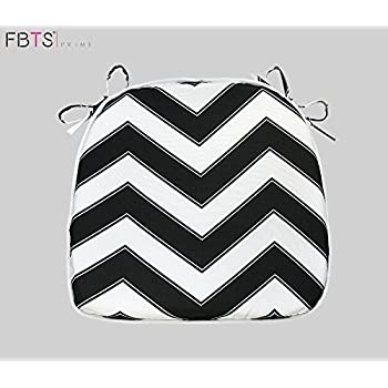 Amazon Com Indoor Outdoor Black And White Stripe
