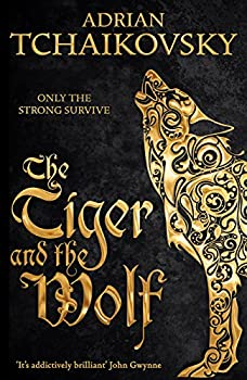 The Tiger and the Wolf by Adrian Tchaikovsky fantasy book reviews