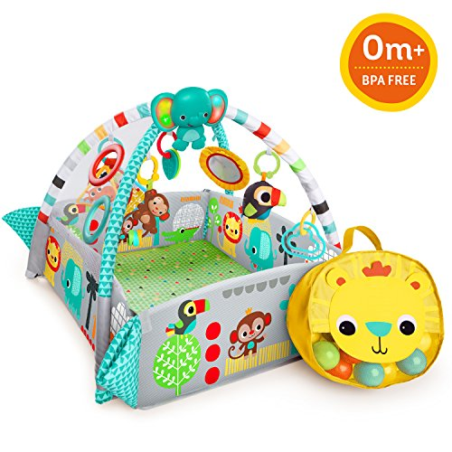 Bright Starts 5-in-1 Play Activity Gym, Your Way Ball by Bright Starts (Image #3)