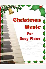 Christmas Music for Easy Piano Paperback