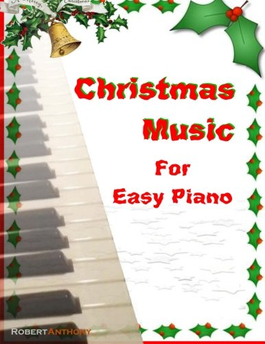 (Christmas Music for Easy Piano)
