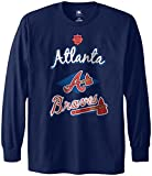 MLB Atlanta Braves Men's 58T Long Sleeve Tee