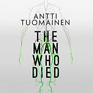 The Man Who Died Hörbuch