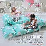 Butterfly Craze Girl's Floor Lounger Seats Cover