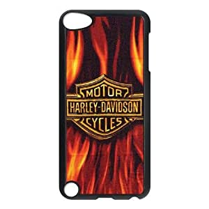 ipod 5 cell phone cases Black Harley Davidson fashion phone cases UTE428307