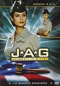 jag - avvocati in divisa season 04 (6dvd) box set dvd Italian Import