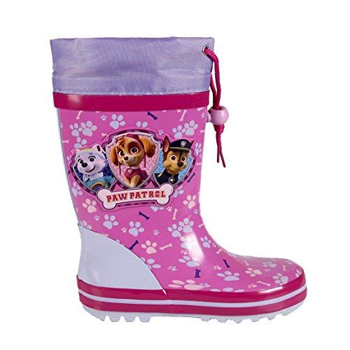 Paw Patrol Skye Chaussures de loisirs Bottes de pluie pour fille