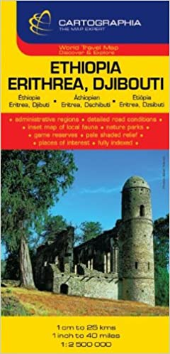 Ethiopia Erithrea Djibouti