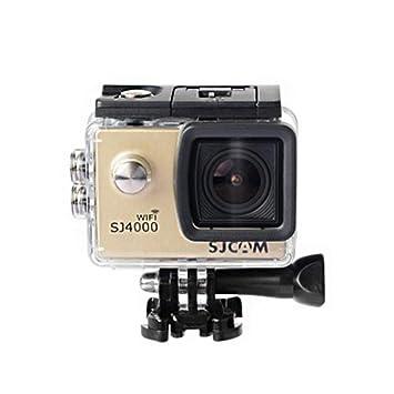 JIEJIEDA Cámara WiFi al Aire Libre cámara Resistente al Agua Deporte Movimiento conducción grabadora Mini Dv
