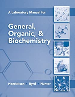 Amazon general organic and biochemistry 9780073402765 lab manual for general organic biochemistry fandeluxe Images