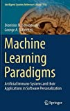 img - for Machine Learning Paradigms: Artificial Immune Systems and their Applications in Software Personalization (Intelligent Systems Reference Library) book / textbook / text book