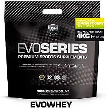 HSN Sports Evowhey Proteína Concentrada de Suero Sabor Yogur ...