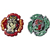 BEYBLADE Burst Rise Hypersphere Dual Pack Viper Hydrax H5 & Dullahan D5 -- 1 Left-Spin & 1 Right-Spin Battling Top Toy, Ages 8 & Up