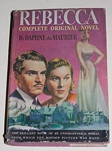 Hardcover Rebecca: Complete Original Novel Book