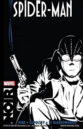 meet b282d 5061d Amazon.com  Spider-Man Noir eBook  David Hine, Fabrice Sapolsky ...