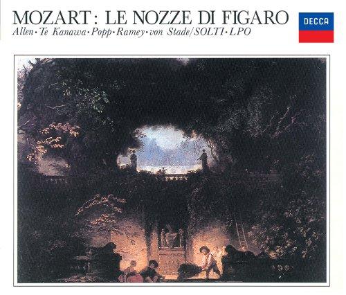 サー・ゲオルク・ショルティ / モーツァルト:歌劇「フィガロの結婚」