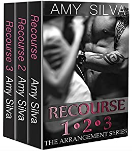 Recourse: New Adult Billionaire Steamy Bad Boy Box Set by [Silva, Amy]