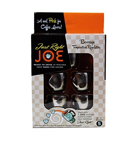 Just Right Joe Beverage Temperature Regulators by Just Right Joe