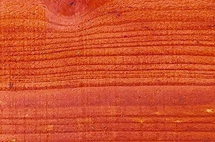 Tinte al Uso para la Madera (Al Disolvente) Varios Colores (1 L, ANARANJADO) Envío GRATIS 24 h.