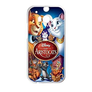 Disney Cartoon The Aristocats for HTC One M8 Phone Case 8SS461099