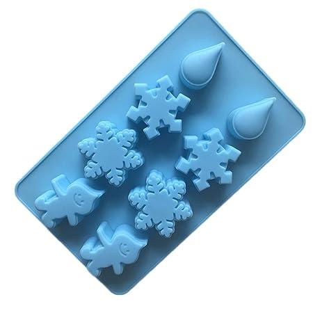 Scrox. 1xMolde de Pastel Creativo Bricolaje para Hornear moldes ...