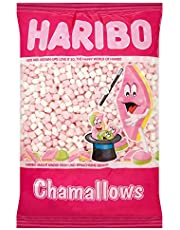 Haribo Chamallows Mini Pink & White Retro bambini Dolci - 1kg