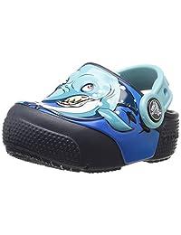 Crocs Kids FunLab Lights Shark Clog