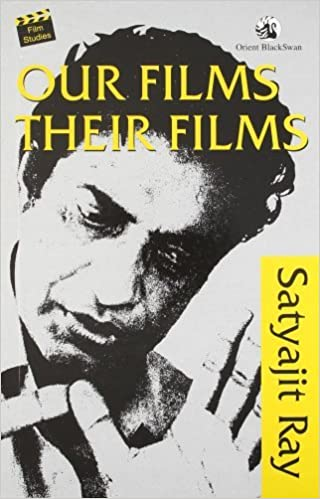 Book Our Films Their Films by Satyajit Ray (2001-01-01)