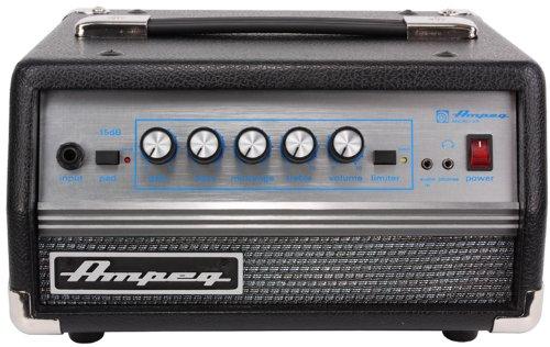 Ampeg SVT Micro-VR Bass Head, 200 Watts