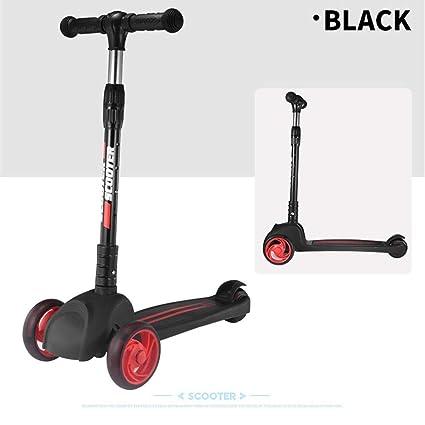 WOTR Micro Scooter de 3 Ruedas para niños, Mini Scooter de ...