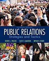 Public Relations: Strategies and Tactics, 11th Edition Front Cover