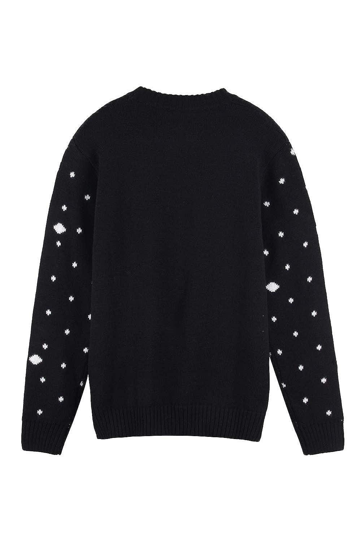 ddca46dea Viottiset Women s Animal Pattern Christmas X-Mas Pullover Knitted ...