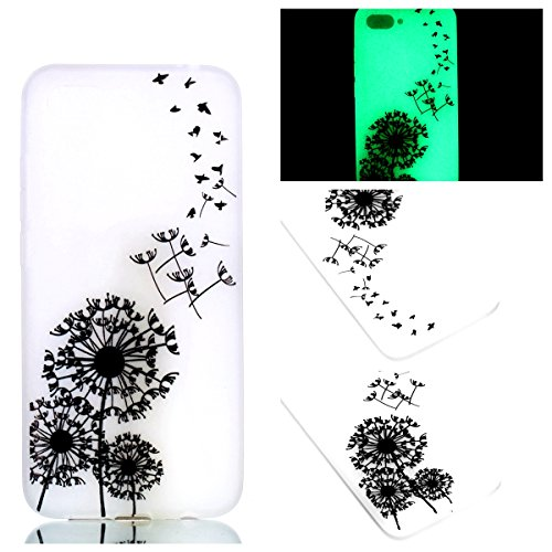 Honor YOU 10 Transparente Protection Anti Coquille Choc BONROY Ultra Case de Glow Etui Mince pour Cover Coque Nuit Series Bumper Anti Luminous Luminous Huawei Silicone Housse Luminous scratch LOVE Dandelion Dream TPU Souple COwwtIxq