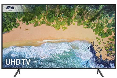 Samsung UE55NU7100 55-Inch 4K Ultra HD Certified HDR Smart TV - Charcoal...