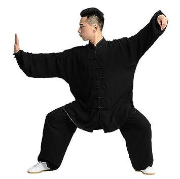 YXLONG Gong Fu Artes Marciales Tai Chi Trajes Traje De ...