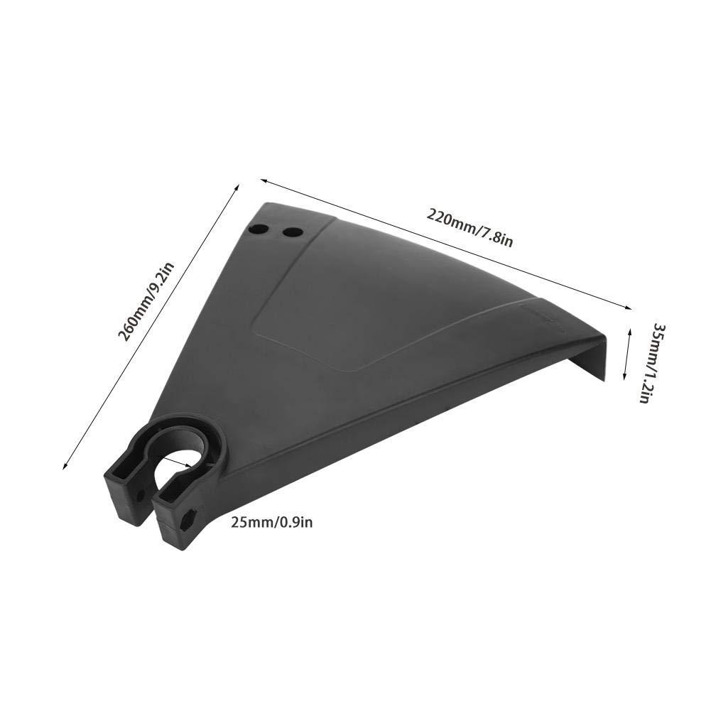 Trimmer Plastic Guard Black Tools Heimwerker Heimtrimmer Strimmer Appliance Part mit 1In 25MM 25.4MM